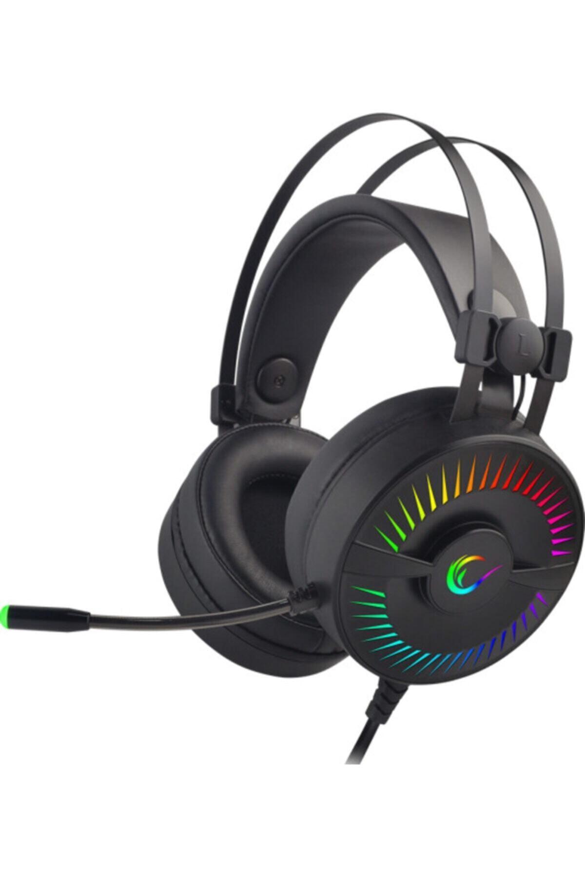 Rm-2019g X-tıtan Rgb 7.1 Surround Usb Mikrofonlu Oyuncu Kulaklığı Profesyonel Kulaklık