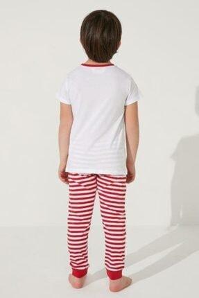 Penti Çok Renkli Unisex Together Ss 2li Pijama Takımı 2