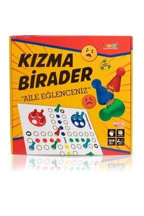 BEMİ Kızma Birader - Akıl Hafıza Mantık Beceri Eğitici Zeka Strateji Kutu Oyunu 1