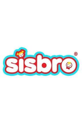 Sisbro Toys Bubble Pop, Pop It, Push Bubble, Fidget, Özel Duyusal Stressiz Oyuncak Kare Gökkuşağı 1