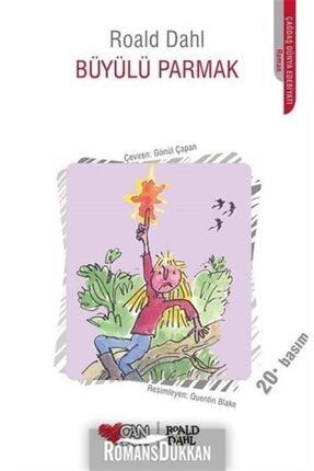 Can Çocuk Yayınları Büyülü Parmak Roald Dahl 0
