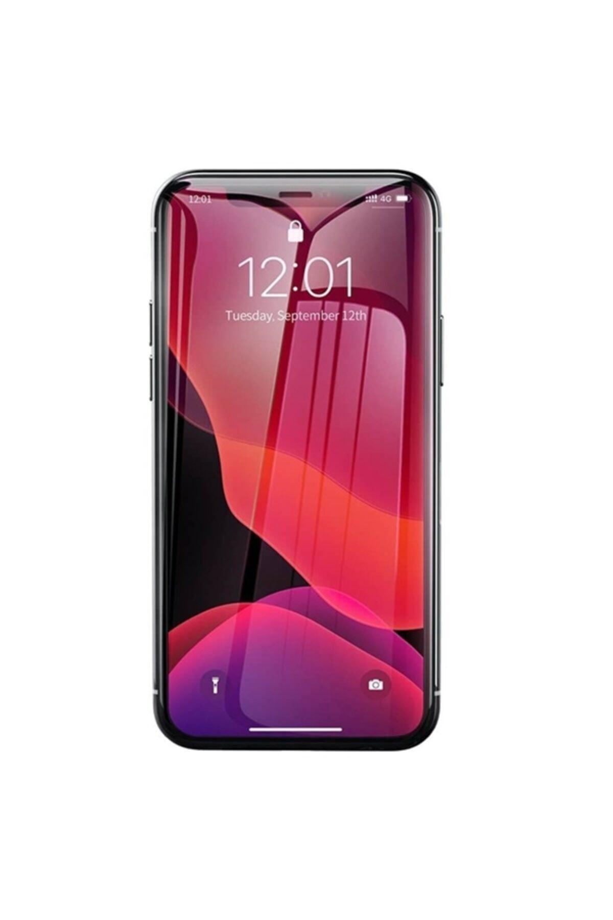 Baseus Iphone 11-iphone Xr Tempered Kırılmaz Cam Ekran Koruyucu 2 Adet
