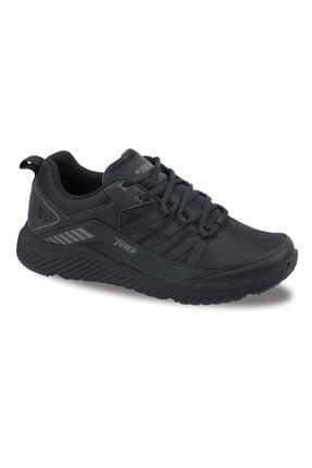 Jump 24865 Erkek Sneaker Spor Ayakkabı Siyah 0