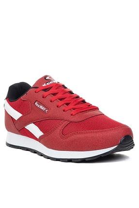 Giyyin Unisex Kırmızı Sneaker Kw853206 0