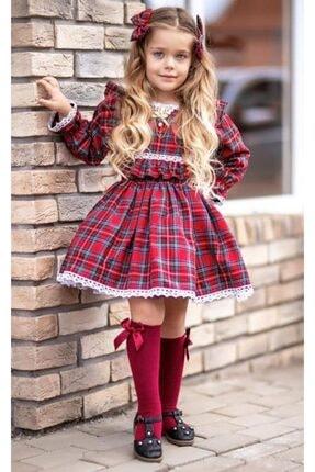 Riccotarz Kız Çocuk Ms. Beauty 4lü Elbise 0