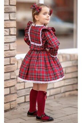 Riccotarz Kız Çocuk Ms. Beauty 4lü Elbise 1