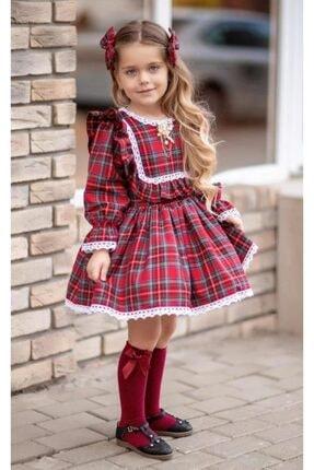 Riccotarz Kız Çocuk Ms. Beauty 4lü Elbise 2
