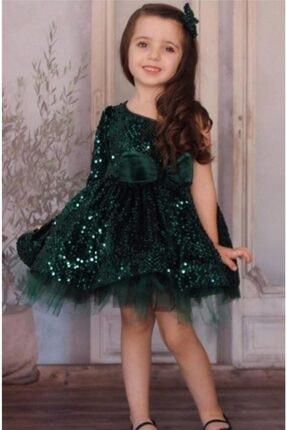 Riccotarz Kız Çocuk New Zümrüt Princess Abiye 1