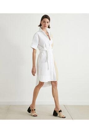 İpekyol Pilise Mixli Koton Elbise 1