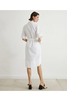 İpekyol Pilise Mixli Koton Elbise 2