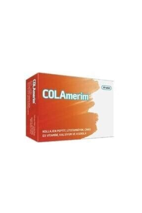 Colamerim Kontrol - 30 Tablet 0