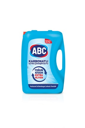 ABC Karbonatlı Ultra Çamaşır Suyu 3,25l Tekli 1