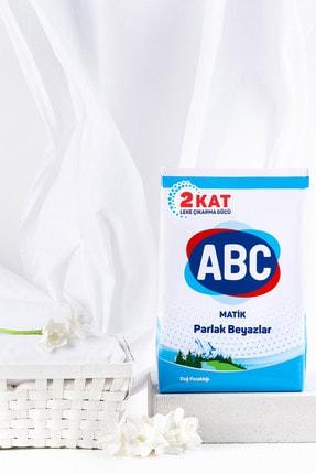 ABC Matik Toz Deterjan Dağ Ferahlığı 4 Kg 3