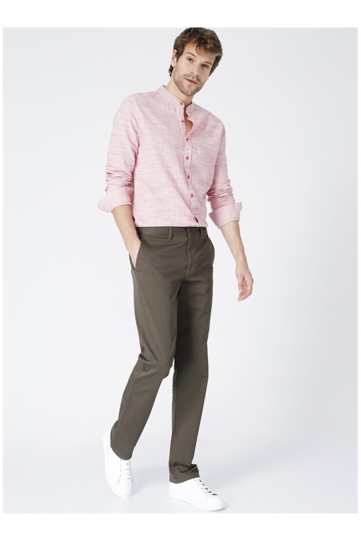 Erkek Haki Pantolon