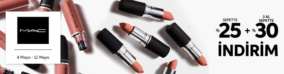 M.A.C Cosmetics   Online Satış, Outlet, Store, İndirim, Online Alışveriş, Online Shop, Online Satış Mağazası