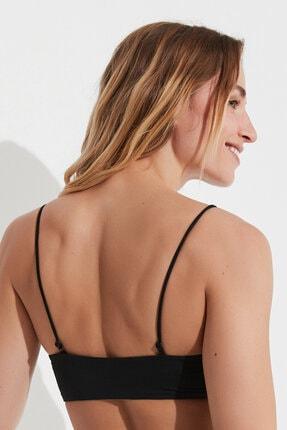 Penti Kadın Siyah Straples Bikini Üstü 3