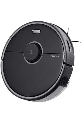 Roborock S5 Max Siyah Robot Süpürge Vacuum Cleaner 0
