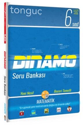 TONGUÇ AKADEMİ YAYINLARI Tonguç 6. Sınıf Dinamo Matematik Soru Bankası 0