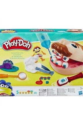Play Doh 5 Hamurlu Dişçi Seti 1