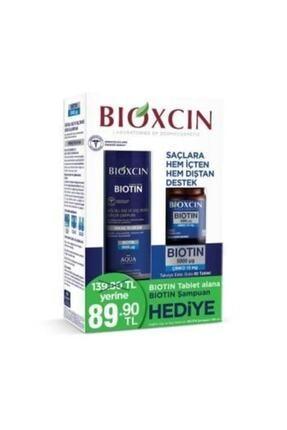 Bioxcin Biotin Tablet 5000 Mg Biotin Şampuan 300ml Hediye 0