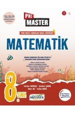 Okyanus Yayınları 8. Sınıf Pre Master Matematik Soru Bankası 0