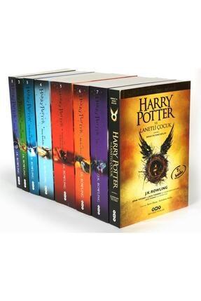 Yapı Kredi Yayınları Harry Potter Set (8 Kitap) - J. K. Rowling 0