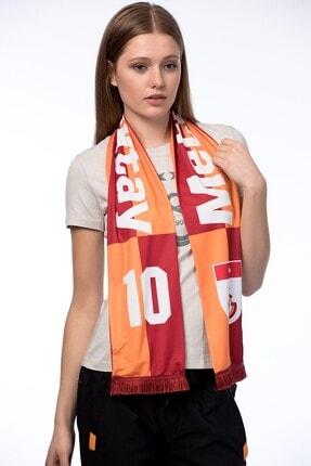 Galatasaray Unisex Sarı Kırmızı Taraftar Atkı - Y023-u50210 0