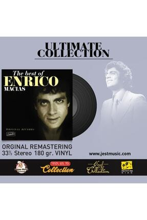 plakmarketi Enrico Macias / The Best Of (plak) 2
