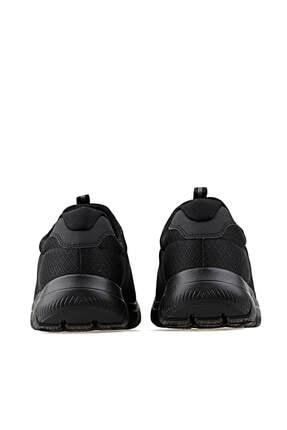Skechers Erkek Siyah Spor Ayakkabı 3