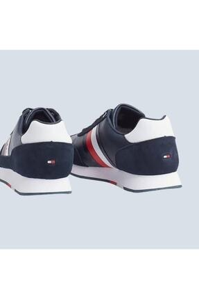 Tommy Hilfiger Corporate Leather Flag Runner 2