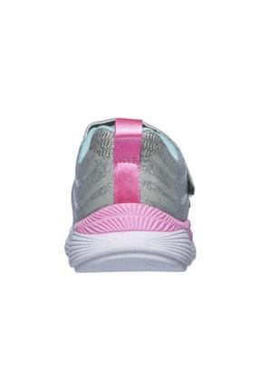 Skechers Çocuk Gri Move 'n Groove Günlük Ayakkabı 83015l Gymn 3