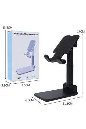 CMT Masa Üstü Telefon Tutucu Stant Masaüstü Tablet Tutacak Şarj Stand 1