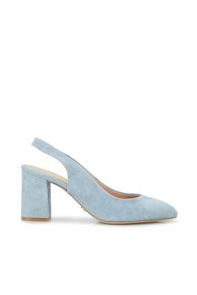Kadın Mavi Topuklu Ayakkabı 7005354