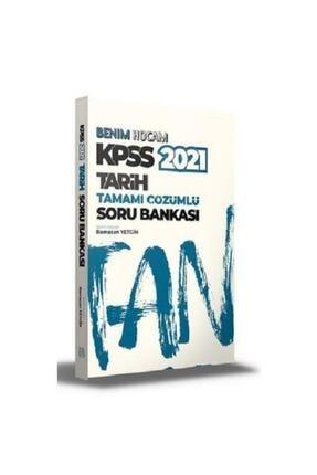 Benim Hocam Yayınları 2021 Kpss Tarih Tamamı Çözümlü Soru Bankası 0