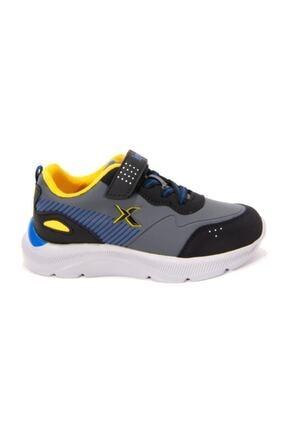 Kinetix ROARS Koyu Gri Erkek Çocuk Yürüyüş Ayakkabısı 100534388 1