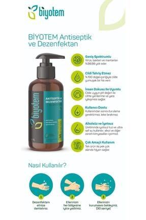 BİYOTEM Hipokloröz Asit Antiseptik & Dezenfektan 100 ml 1