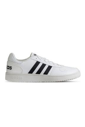 adidas HOOPS 2.0 Beyaz Erkek Sneaker Ayakkabı 100531415 0