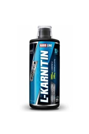 Hardline L-karnitin 1000 Mg 1000 Ml + Burner Ve Bcaa 4:1:1 Atb6 Anahtarlık Limon Aromalı 1