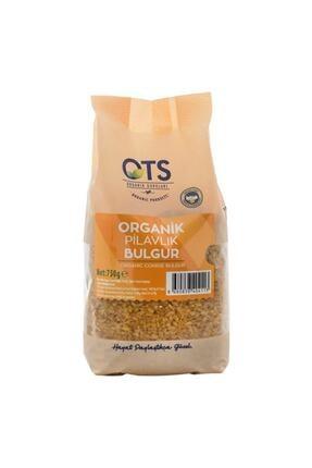 OTS Organik Ots Org. Bulgur Pilavlık 750 gr 0