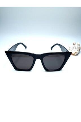 by.accessoriess Siyah Kadın Güneş Gözlüğü 1