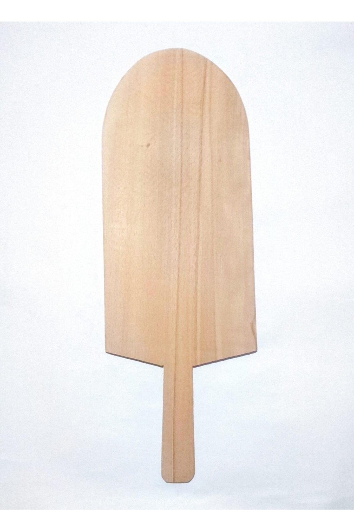 50×20 Ahşap Lahmacun-pide Küreği-fırın Küreği-pizza Küreği