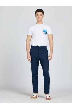 Picture of Denim Mavisi Slim Fit Erkek Pantolon