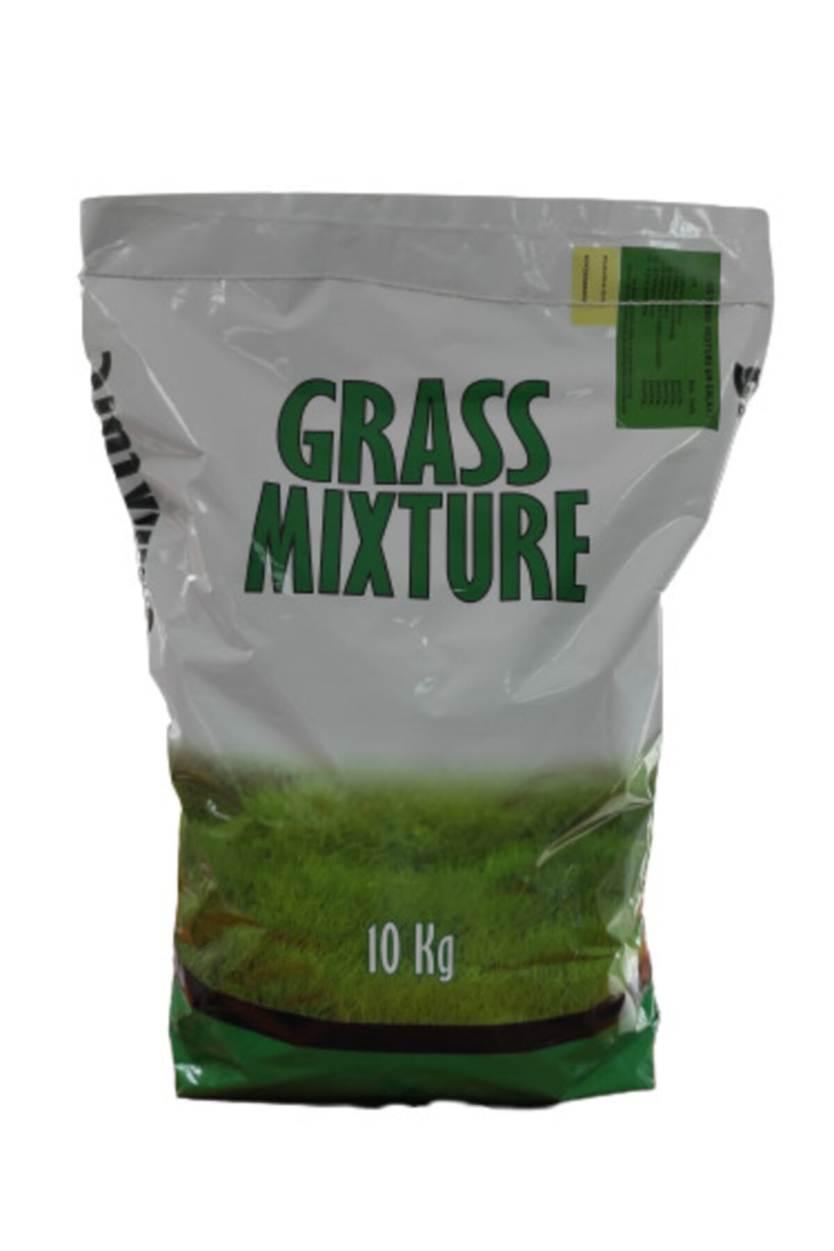 6'lı Karışım Ithal Çim Tohumu - 10 kg