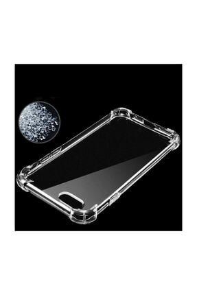 Telefon Aksesuarları Iphone 7 Plus - 8 Plus Ultra Ince Şeffaf Airbag Anti Şok Silikon Uyumlu Kılıf- Şeffaf 4