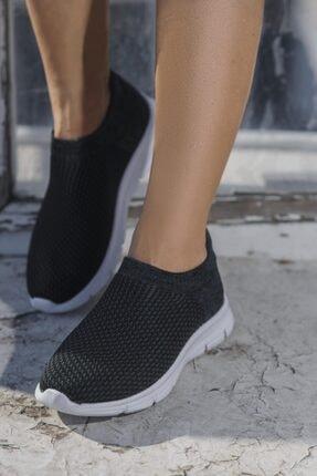 SANUS Milenyum Örme Memory Foam Sneaker Ayakkabı 1