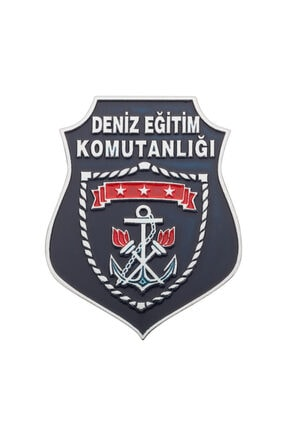 Deniz Eğitim Komutanlığı Cüzdan Rozeti 98d3-832