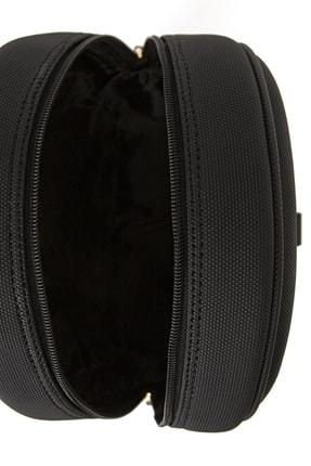 US Polo Assn Sıyah-sıyah Kadın Sırt Çantası Us8202 4