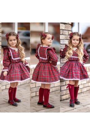 Riccotarz Kız Çocuk Ms. Beauty 4lü Elbise 3
