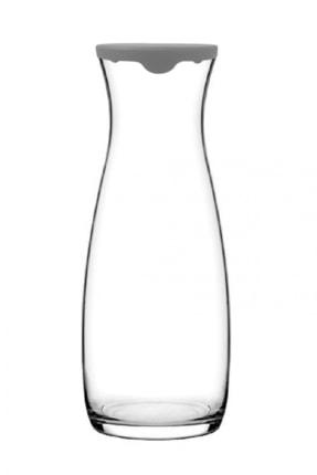 Paşabahçe Gri Kapaklı Amphora Karaf Sürahi Meşrubat İkramlık Karaf 1 lt 43813g 0