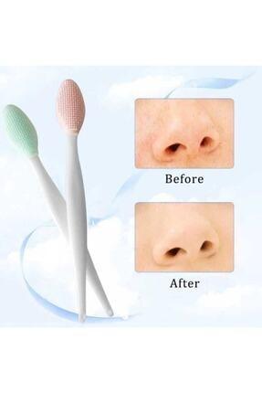 Mia Wallace Burun Siyah Nokta Cilt Ve Yüz Temizleyici Temizleme Fırçası + Yüz Cilt Temizleme Fırçası Peeling 1